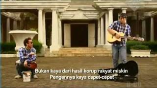 bruno mars kw budi ft. doremi kw plesetan billionaire (The Hits Trans tv)