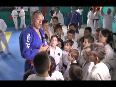 Napoli - Judo, corsi gratuiti nella palestra di Maddaloni (20.06.15)