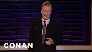 Conan: Trump Raised $48 Dollars In Los Angeles - CONAN on TBS
