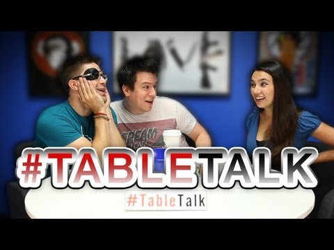 Sex with a Superhero, Pirate Joe, and Sleep Walking! #TableTalk