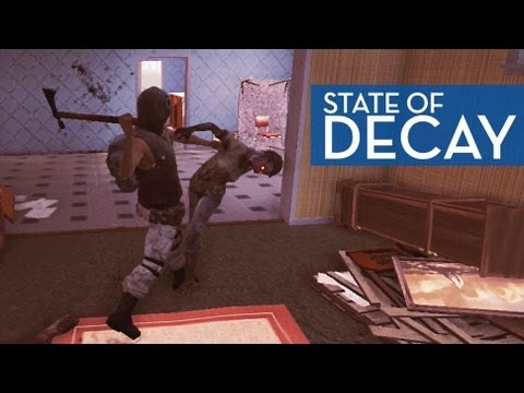 Why You Should Play State of Decay