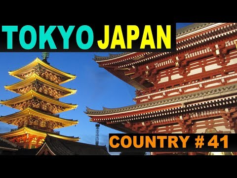 A Tourist's Guide to Tokyo, Japan