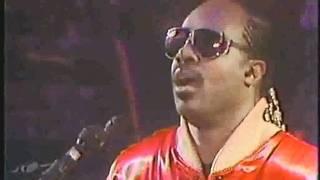 Stevie Wonder - Part-time Lover (with lyrics)