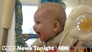 Baby DNA Experiments & Brazil Oil Strikes: VICE News Tonight Full Episode (HBO)
