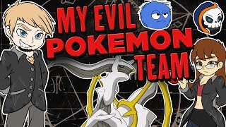 What if I Ran an Evil Pokemon Organization? | Lockstin
