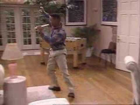 Thumbnail of video Carlton Banks bailando It's not unusual