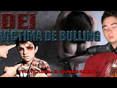 Dei - Vctima de BULLYING | RAP ARGENTINO