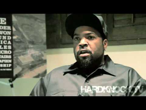 Ice Cube on Raiders ESPN Documentary and Al Davis