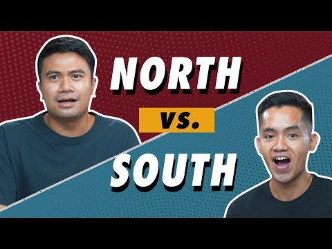 Which is Better: the North or the South? | Filipino | Rec•Create
