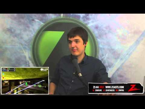 Quake Live 125 FPS August League 2014 GRAND FINAL - Cypher vs. Evil