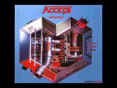 Accept - Living For Tonight