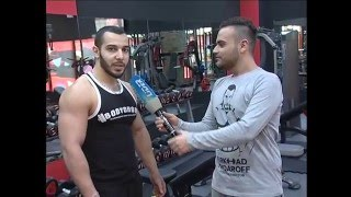 Fitness with Farkhad Heydaroff Hemid Lider Tv