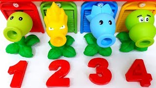 download lagu Plants Toys Numbers 1234 For Kids Children Toddlers  gratis