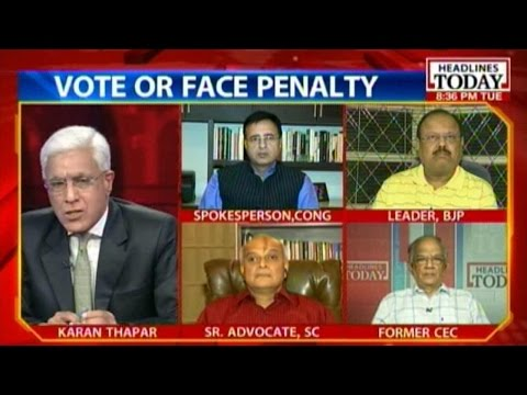 To The Point: Gujarat to make voting compulsory