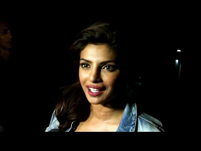Priyanka Chopra birthday bash: Hrithik Roshan and Parineeti Chopra glam up the night Part 1