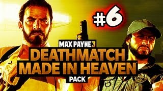 THE END - Max Payne 3 Dead Men Walking DLC w/Nova & Dan Ep.6