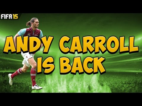 Fifa 15 | Andy Carroll Is Back!!!
