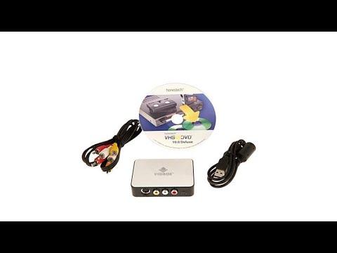 Honestech 10.0 VideotoPC Digital Transfer Bundle