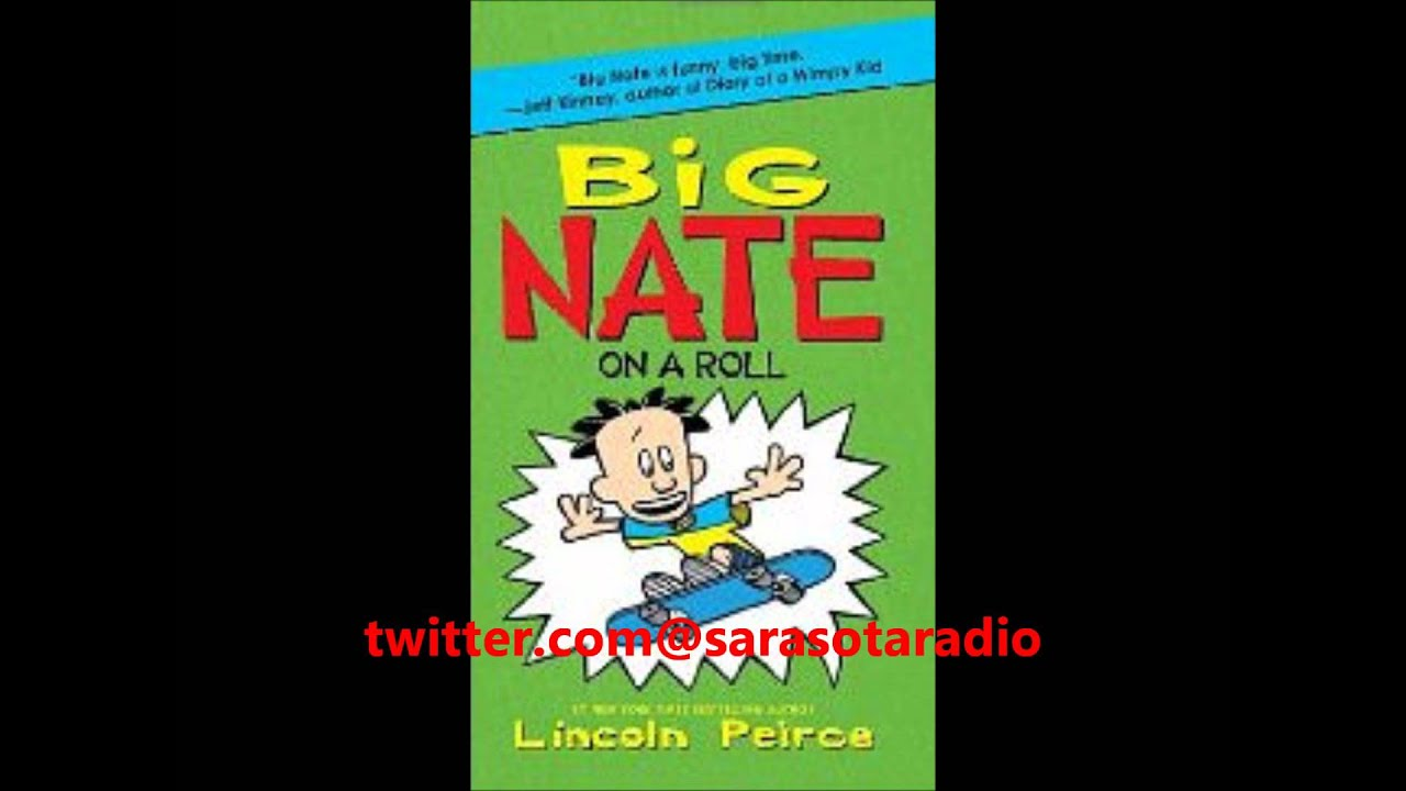 Lincoln Peirce Quot Big Nate Quot Interview Wmv Youtube
