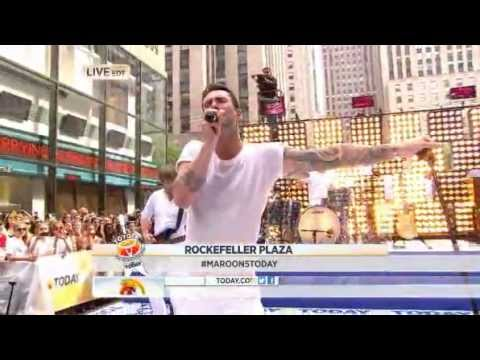 Maroon 5 : Payphone - The Today Show  06 29 2012 video