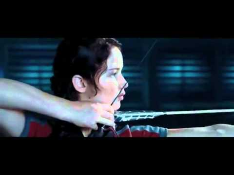 First Hunger Games Clip - Katniss Shoots Arrows for Gamemakers - CapitolTV Exclusive