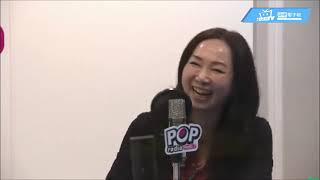2018.10.31  韓國瑜夫人李佳芬專訪。黃光芹POP Radio Fm91.7 台北流行廣播電台