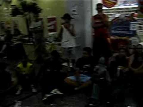 Final Concurso Yo-Yo York em Cascavel Shopping JL Parte 1