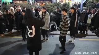 [180203] DOB (디오비) Hongdae 💕 Celeb Five 셀럽파이브 🤣