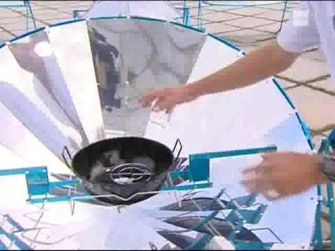 08-01-2010. Ciencia en acción XXVIII - Cocinar gracias al Sol.