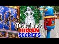 Top 7 Hidden Secrets at Disneyland