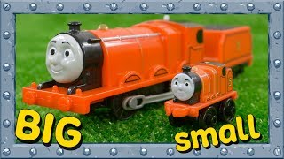 Big or Small? Learn Opposites | Educational Videos for Toddlers with Thomas and Friends