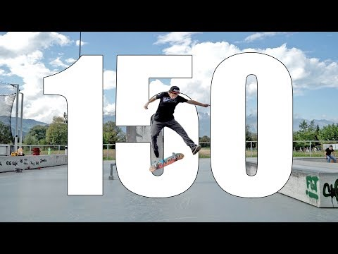 150 Insane Flatground Tricks