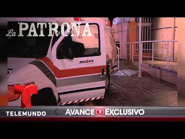 La Patrona / Avance Exclusivo 126 / Telemundo