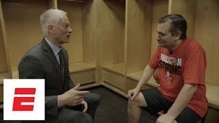 Inside the Jimmy Kimmel vs. Ted Cruz one-on-one basketball showdown   ESPN