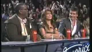 American Idol - Jack Black - Kiss From A Rose