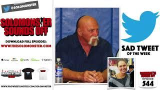 "SAD TWEET: Superstar Billy Graham Criticizes ""Rowdy"" Ronda Rousey"