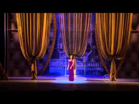 Chita Rivera and the company of Jerry Hermans Kennedy Center Honors tribute