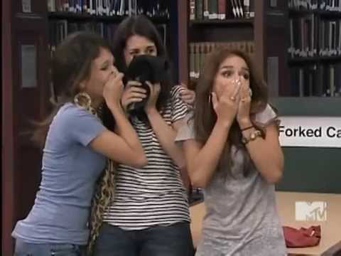 Funny Videos - Silent Library  Episode 27 - Jessie, Sydney, Hallie, John, Patrick