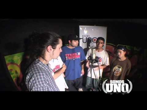 SOMOS UNO - Entrevista DE KILLTROS, Radio Uno 97.1 FM