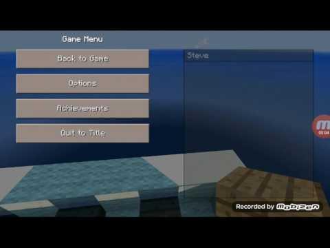 Rms titanic sinking on minecraft mobil tour