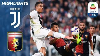 Juventus 1-1 Genoa | Ronaldo Goal Not Enough | Serie A