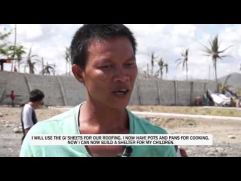Road to Recovery: Post-Typhoon aid in the Philippines