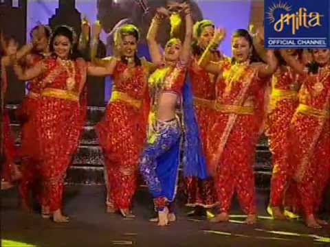 Vajle Ki Bara From Natrang By Amruta Khanvilkar At Mifta 2010 Dubai video