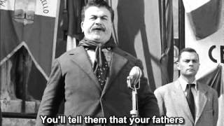 Don Camillo e l'onorevole Peppone sub eng.avi