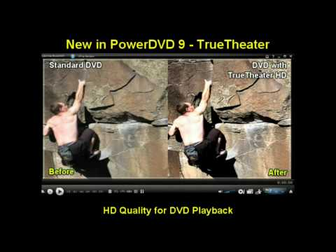CyberLink PowerDVD 9 - TrueTheater and FancyView