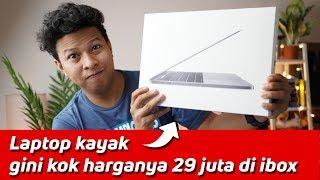 Unboxing Macbook Pro 2018 13 Inch [4K] Indonesia