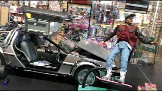 TOY EVENT | KNOWHERE TOYS | TATES COMICS | TOY HUNT BLACK SERIES   LEGENDS!