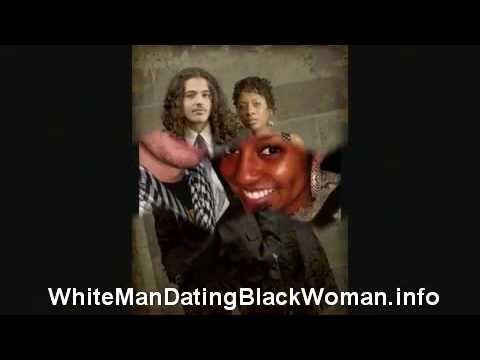 White Man Dating Black Woman