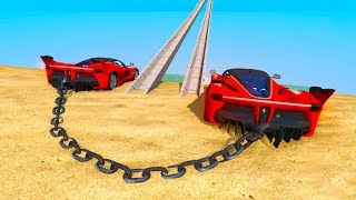High Speed Jump Crashes BeamNG Drive Compilation #11 (BeamNG Drive Crashes)