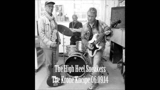 High Heel Sneakers - Drunken Sailor